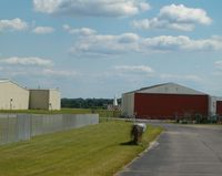 Monroe County Airport (BMG) - VOR on field - by IndyPilot63