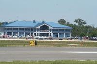 Lakeland Linder Regional Airport (LAL) - Main Terminal - by Mark Pasqualino