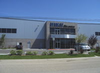 Camarillo Airport (CMA) - AVANTAIR Elite Services, New CMA FBO with two huge, high hangars - by Doug Robertson