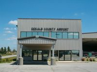 De Kalb County Airport (GWB) - FBO - by IndyPilot63