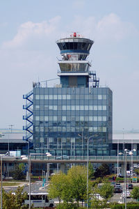 Edgar County Airport (PRG) - Tower - Prague - by Artur Bado?