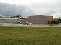 Butler Co Rgnl-hogan Field Airport (HAO) - ...hoping for a break in the clouds... - by IndyPilot63