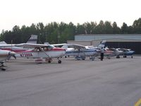 Gwinnett County - Briscoe Field Airport (LZU) - Just another day. - by LemonLimeSoda9