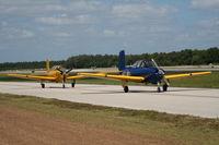 Lakeland Linder Regional Airport (LAL) - T-34s at Lakeland - by Florida Metal