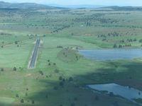Six Springs Ranch Airport (OG51) - 3270 Ft x 40 Ft Asphalt Paved Runway - by Kelly Bruun