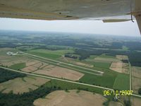 Fillmore County Airport (FKA) - Fillmore County - by Ed Wells