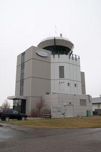 Calgary/Springbank Airport (Springbank Airport), Calgary, Alberta Canada (CYBW) - Tower - by Yakfreak - VAP