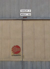 Santa Paula Airport (SZP) - 21 Wright Taxi - by Doug Robertson