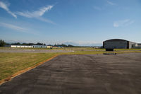 Langley Regional Airport, Langley, BC Canada (CYNJ) - South to North view - by Guy Pambrun