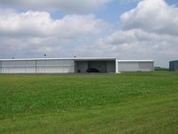 Sheridan Airport (5I4) - Hangar - by IndyPilot63