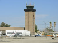 Southern California Logistics Airport (VCV) - Victorville Tower - by COOL LAST SAMURAI