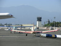 El Monte Airport (EMT) - EMT Tower - by COOL LAST SAMURAI