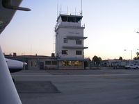 Fullerton Municipal Airport (FUL) - FUL TOWER - by COOL LAST SAMURAI