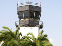 Mc Clellan-palomar Airport (CRQ) - Mc Clellan-Palomar Airport Tower - by COOL LAST SAMURAI
