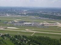 Bill And Hillary Clinton National/adams Fi Airport (LIT) - THE ROCK - by Jason W. Hamm