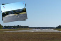 Cape Fear Regional Jetport/howie Franklin Fld Airport (SUT) - Clean facility-Friendly staff - by Tigerland