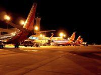 Denver International Airport (DEN) - Southwest Airlines on C concourse. - by Francisco Undiks