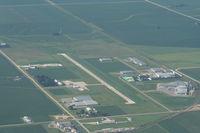 Hampton Municipal Airport (HPT) - Hampton, IA - by Mark Pasqualino