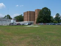 Sampson Regional Medical Center Heliport (NC85) - Nice country hospital - by J.B. Barbour