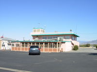 Hesperia Airport (L26) - Restaurant and partking - by COOL LAST SAMURAI