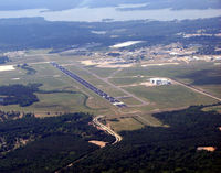 Shreveport Regional Airport (SHV) - SHV looking north - by Carl Hennigan