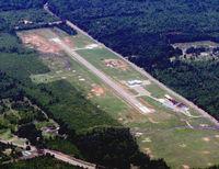 Vivian Airport (3F4) - Vivian airport looking west - by Carl Hennigan