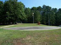 Sprint/midatlantic Telecom Heliport (11NC) - Sprint/Embark Helipad - by J.B. Barbour