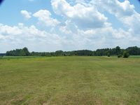 Cox Field Airport (81NC) - Nothing here but a turf pad surrounded by fields - by J.B. Barbour