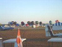 Lakeland Linder Regional Airport (LAL) - Sun N Fun Balloon Launch - by scotthe