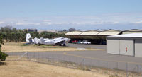 Nut Tree Airport (VCB) - View looking SE - by Bill Larkins