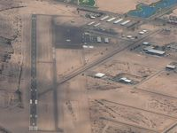 Casa Grande Municipal Airport (CGZ) - A quiet Monday morning at CGZ - by John Meneely