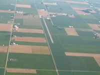 Ruhe's Airport (R47) - View from 4500' - by Bob Simmermon