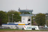 Langley Regional Airport, Langley, BC Canada (CYNJ) - Tower - by Yakfreak - VAP