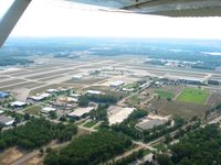 Cherry Capital Airport (TVC) - East of the field, looking SW. - by Bob Simmermon