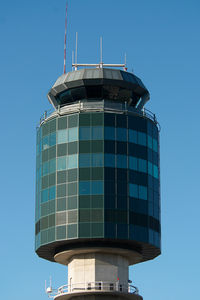 Vancouver International Airport, Vancouver, British Columbia Canada (CYVR) - Tower of Vancouver International - by Yakfreak - VAP