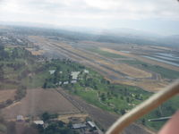 Livermore Municipal Airport (LVK) - After departure in N2017T off of 25R - by Marshall Carter