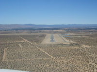 Apple Valley Airport (APV) - Short final APV Rwy36 - by COOL LAST SAMURAI
