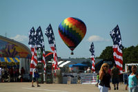 Brookhaven Airport (HWV) - 2007 Balloon Festival - by Stephen Amiaga
