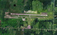 Gogebic-iron County Airport (IWD) - Vertical of IWD - by skypixs aerials