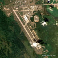 Chippewa County International Airport (CIU) - Chippewa County International Airport [CIU] - by Rick Anderson