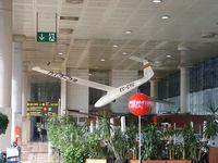 Barcelona International Airport, Barcelona Spain (LEBL) - Terminal C, Wi-Fi area. - by Jorge Molina