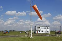 Wickenby Aerodrome Airport, Lincoln, England United Kingdom (EGNW) - Wickenby still has its WW2 atmosphere - by Joop de Groot
