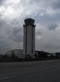 Merrill Field Airport (MRI) - Merrill Field, Anchorage, Alaska Air Traffic Control Tower - by Doug Robertson