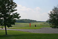 Spring Hill Airport (70N) - Despite its rural location, Spring Hill boasts a well-maintained concrete runway. - by Daniel L. Berek