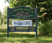 Cherry Ridge Airport (N30) - This little airport nestled in the scenic Pocono Mountains offers a variety of services. - by Daniel L. Berek
