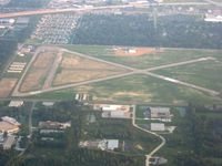 Smith Field Airport (SMD) - Looking south from 3500' - by Bob Simmermon