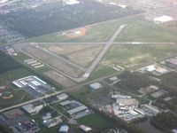 Smith Field Airport (SMD) - Looking SW from 3500' - by Bob Simmermon