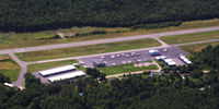 Wiscasset Airport (IWI) - IWI From Pattern - by mcsteph5islands