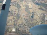 Mineola Wisener Field Airport (3F9) - Good look looking down - by B.Pine
