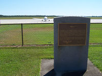 Laurinburg-maxton Airport (MEB) - The airport has a lot of history.  Many airports like this all across the nation are suffering budget crunches and the are being closed.  It would be awsome if people would get out of the comfort of their homes and visted these location like these and hel - by J.B. Barbour